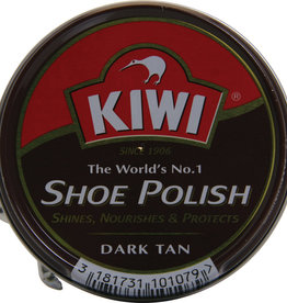 Kiwi Shoe Polish Dark Tan50ml