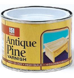 151 Coatings 151 Ant Pine VarnishHigh Gloss