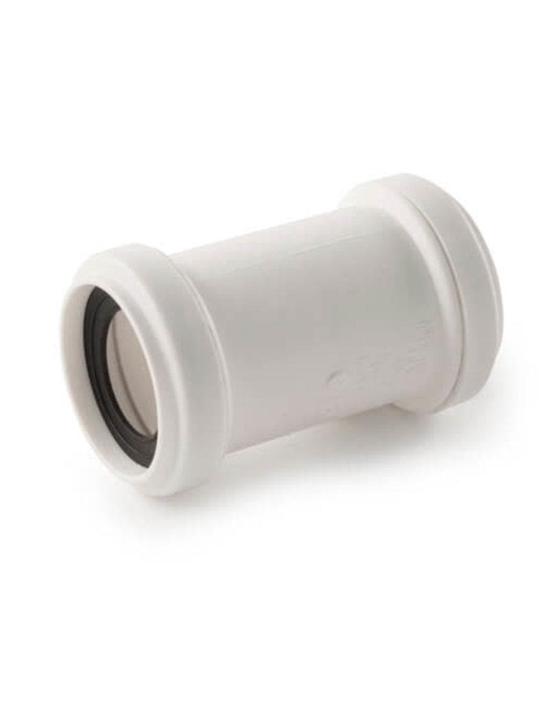 Make Pushfit Waste Coupling White 32mm