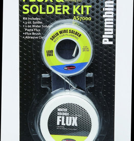 Go System Lead Free Solder & Flux Kit