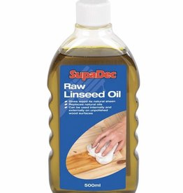 SupaDec Raw Linseed Oil 500ml