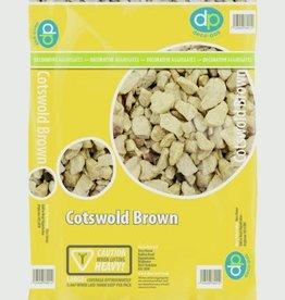 Deco-Pak Cotswold brown aggregate