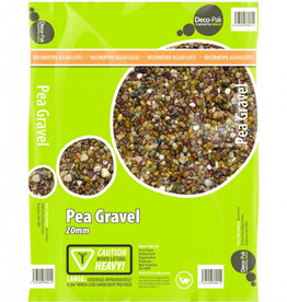 Pea Gravel 20mm aggregate