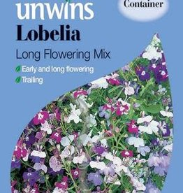 Unwins Lobelia - Long Flowering Mix