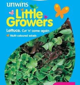 Unwins Little Growers - Lettuce Cut 'n' Come Again