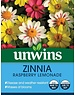 Unwins Zinnia - Raspberry Lemonade