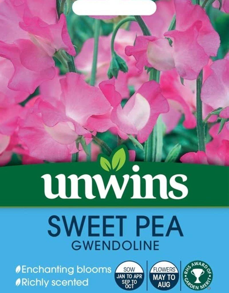 Unwins Sweet Pea - Gwendoline