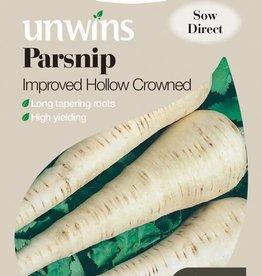 Unwins Parsnip - Improved Hollowed Crowned
