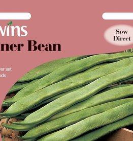 Unwins Runner Bean - Galaxy