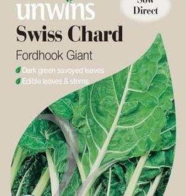 Unwins Swiss Chard - Fordhook Giant
