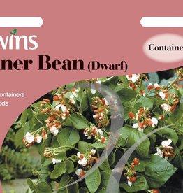 Unwins Runner Bean (Dwarf) - Hestia