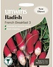 Unwins Radish - French Breakfast 3