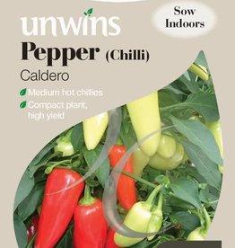Unwins Pepper (Chilli) - Calderado
