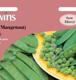 Unwins Pea (Mangetout) - Delikata