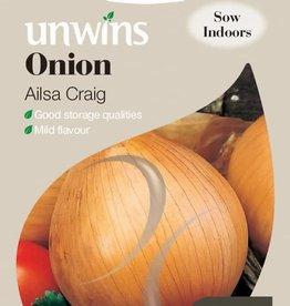 Unwins Onion - Ailsa Craig