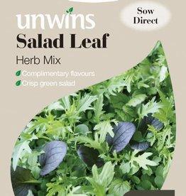 Unwins Salad Leaf - Herb Mix