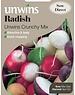 Unwins Radish - Crunchy Mix