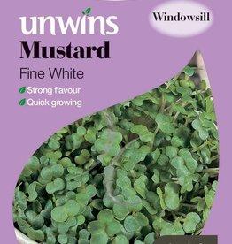 Unwins Mustard - Fine White