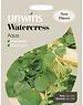 Unwins Watercress- Aqua