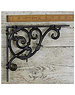 Cottingham Collection Cast Iron Shelf Bracket 'Dutch' Design