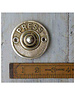 Cottingham Collection Solid Brass Round 'Press' Bell Push