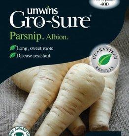 Unwins Parsnip - Albion