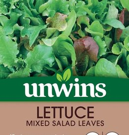 Unwins Lettuce - Mixed salad Leaves
