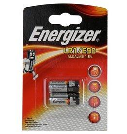 Energizer Energizer Battery Alkaline LR1 / E90 2 Pack