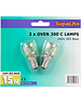SupaLite Oven Lamps SES 15w 2 Pack