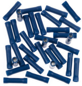 SupaLec 15A Blue Butt ConnInsulating