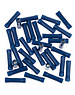 SupaLec Insulating Connectors - Butt 15 Amp - Blue