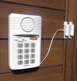 Uni-Com Uni-Com Garage and Shed Alarm