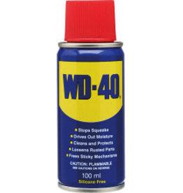 WD-40 WD40 Aerosol Can 100ml