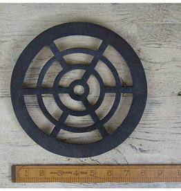 """Cottingham Collection Drain cover round 8""""/200mm"""