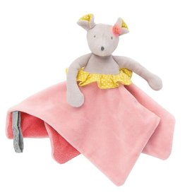 Moulin Roty Mademoiselle et Ribambelle - Mouse Comforter