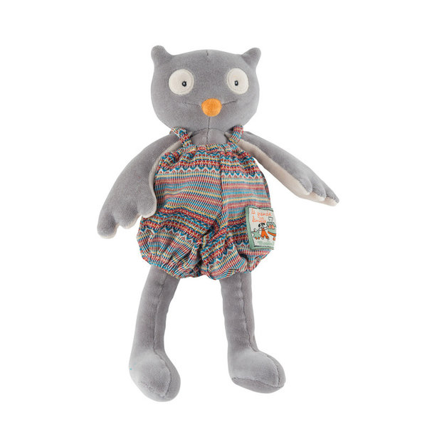 Moulin Roty La Grande Famille - Tiny Isidore the Owl