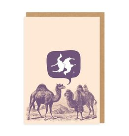 Ohh Deer Sexual Healing Greeting Card