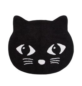sass & belle Black Cat Rug