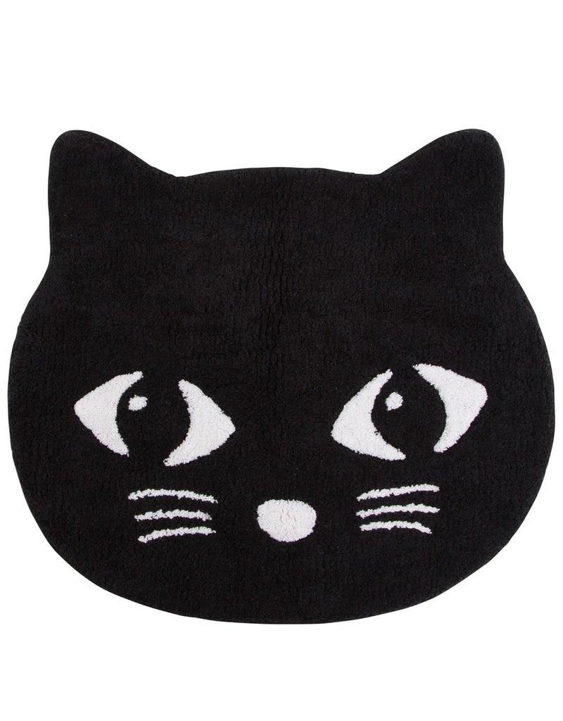 sass & belle Black Cat Rug
