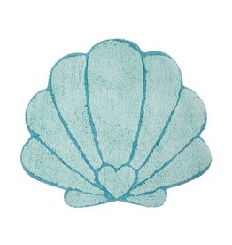 sass & belle Mermaid Shell Rug