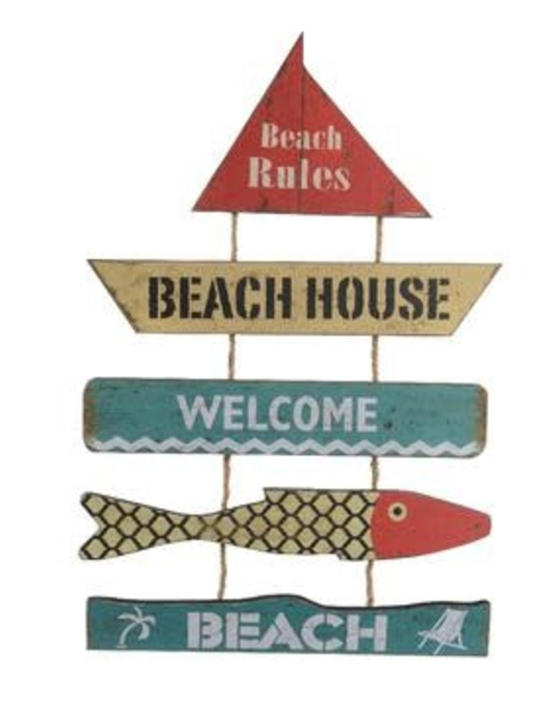 KaemingkS9 Beach Sign