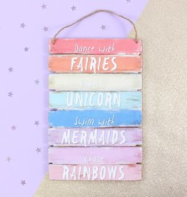 Dance with Fairies Sign