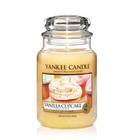 Yankee Yankee Jar Candle - Large Vanilla Cupcake