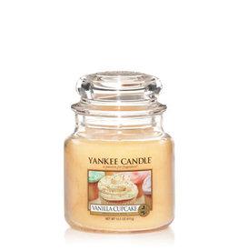 Yankee Yankee Jar Candle - Medium Vanilla Cupcake