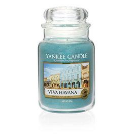 Yankee Yankee Jar Candle - Large Viva Havana