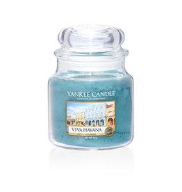 Yankee Yankee Jar Candle - Medium Viva Havana
