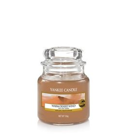 Yankee Yankee Jar Candle - Small Warm Desert Wind