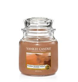 Yankee Yankee Jar Candle - Medium Warm Desert Wind