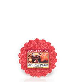 Yankee Yankee Wax Melt - Christmas Memories Wax Melts