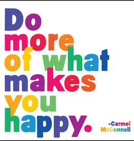 Quote Quotable Stickers - Do more of what makes you happy
